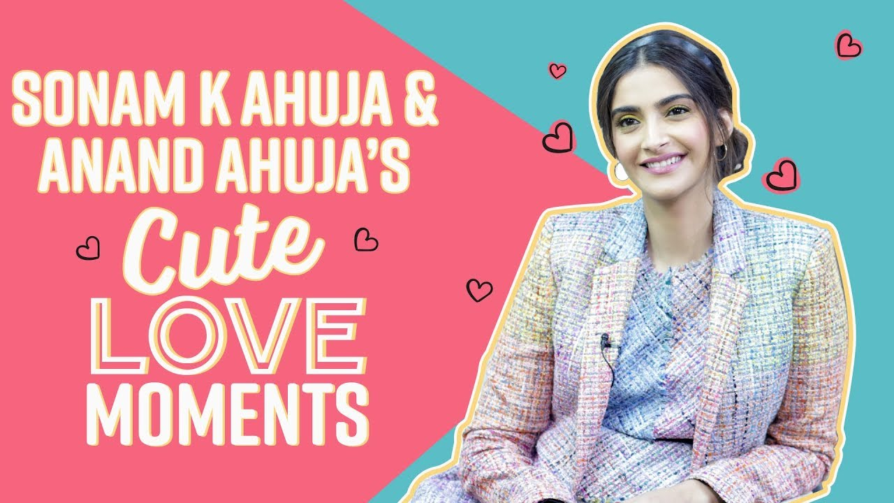 Sonam K Ahuja's CANDID confessions about her love story with Anand Ahuja | Pinkvilla | Bollywood