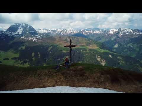 Dji Mavic Pro 4K (Schwarzkogel Downhill) Kitzbühler Alpen