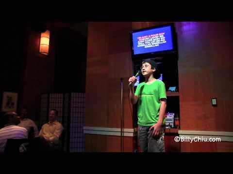 Karaoke at the Kimonos in Disney