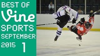 best sport vines special   ice hockey hits september 2015 week 1