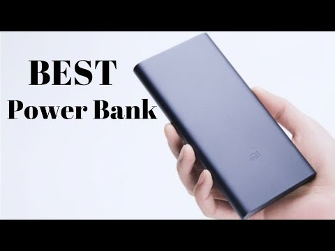 Top 5 Best Power Bank For Smartphone In  2019/2020
