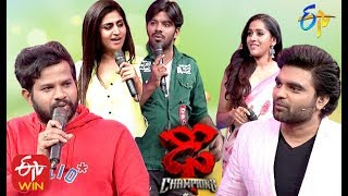 Sudheer | Rashmi | Varshini | Aadi | Funny Joke  | Dhee Champions | 8th January 2020  | ETV Telugu