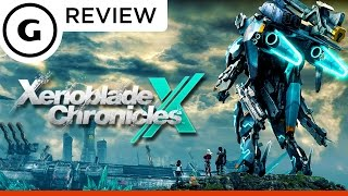 Xenoblade Chronicles X - Review