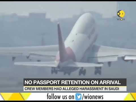 Huge relief to Indian airline crew, Saudi government decides against confiscating passports