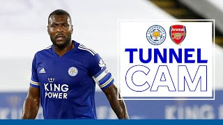 Tunnel Cam | Leicester City vs. Arsenal | 2020/21