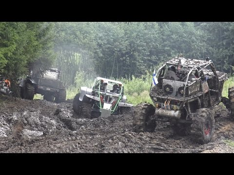 4x4 Off-Road vehicle race | Klaperjaht 2016