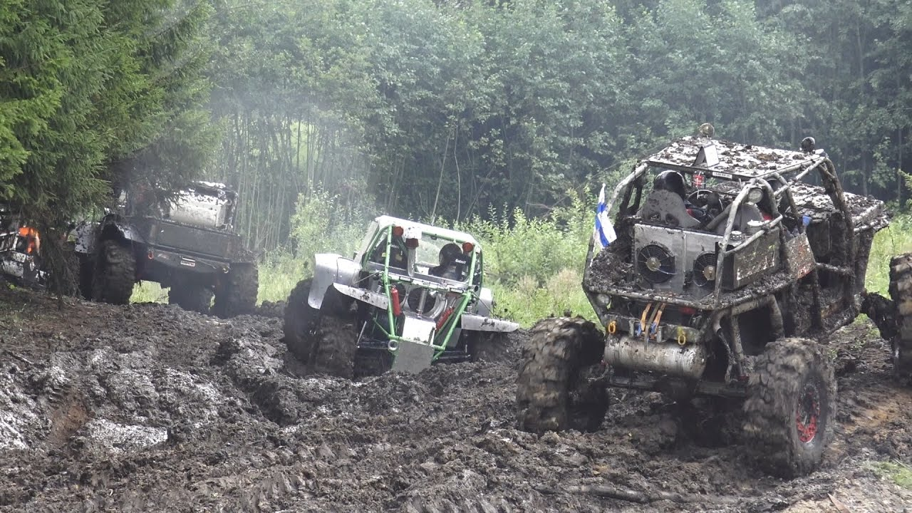 4x4 Off-Road vehicle race | Klaperjaht