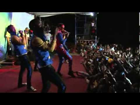 DIAMOND - KAMWAMBIE LIVE PERFOMANCE IN BURUNDI