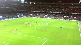 Chelsea vs Liverpool 0 - 2 - Stamford Bridge Sings Theres Only One Gary Speed
