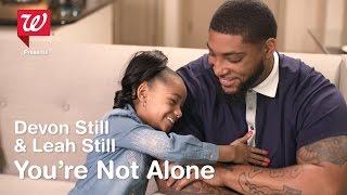 Devon Still on his Daughter's Battle with Cancer