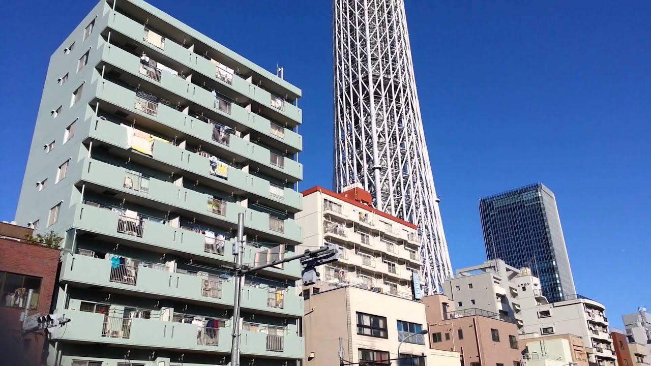 JapanForever In diretta dal Giappone Tokyo Sky Tree Tower