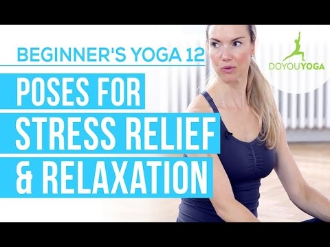 Poses For Stress Relief Relaxation