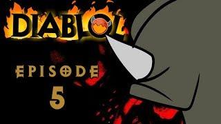 """DiabLoL 1 Ep 5 """"Cave Man"""""""