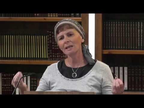 """גבורת האישה - כח המיקוד """"אם בישראל"""" - דינה ראפ , שיעור מספר 3"""