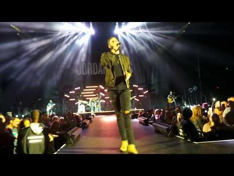 Jordan Davis ~ Singles You Up ~ Allstate Arena ~ Rosemont, IL ~ 01/18/2019