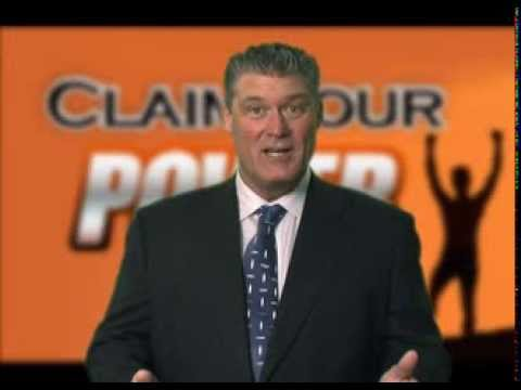 "Coach Carl ""Claim Your Power Now ~ Building Cash Machines"""