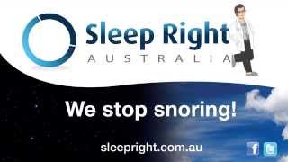 Dr Sleep Right - We Stop Snoring