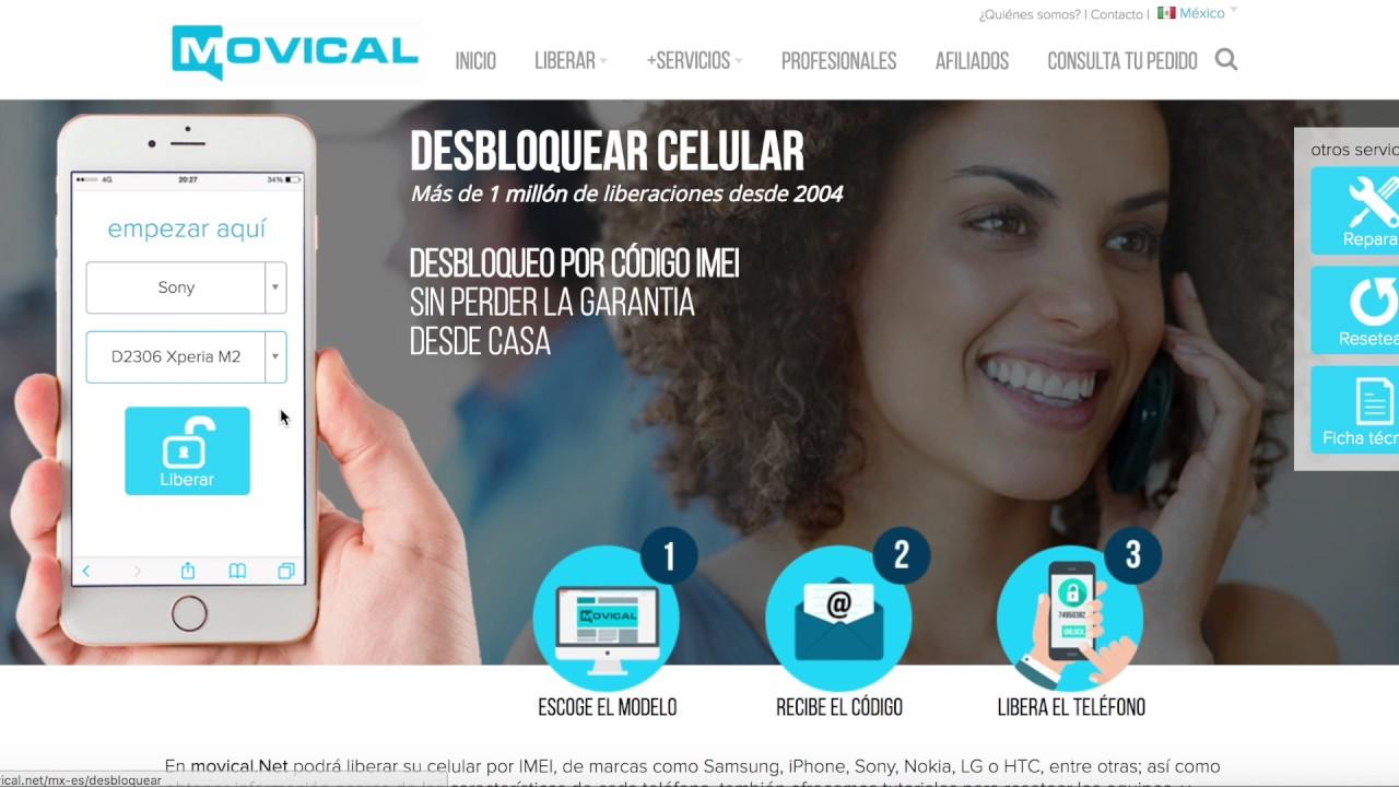 Movical net liberar tel fono por c digo unlock phone by - Movical net liberar ...