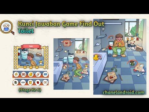 Kunci Jawaban Find Out Toilet L Dimana Item Hp Lalat Youtube