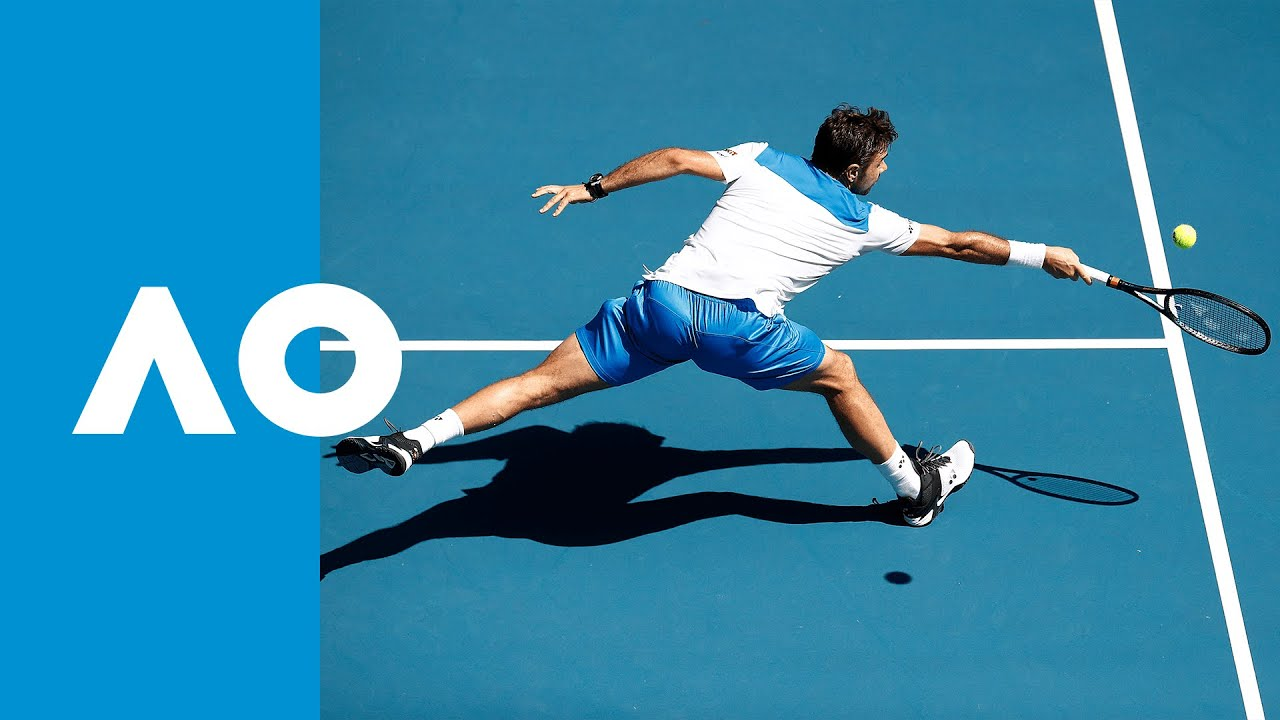 Damir Dzumhur vs. Stan Wawrinka - Match Highlights (1R) | Australian Open 2020