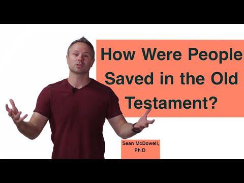 How Were People Saved Before Jesus? SeanMcDowell.org
