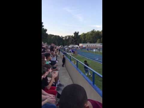 Mooresville high school football game