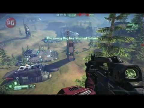Tribes: Ascend. Видеообзор