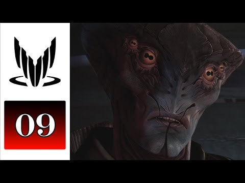 Let's Play Mass Effect 3 (Blind) - 09 - Man in the Box