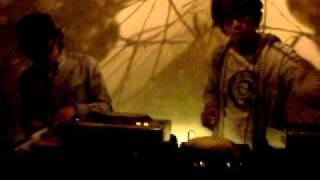 おじいちゃんナイトVol7.5 Akufen/Deck The House - 踊るポンポコリン 卓球remix