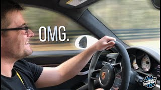 JOYRIDING in the Obsessed Garage Porsche 911 GT3 RS?!
