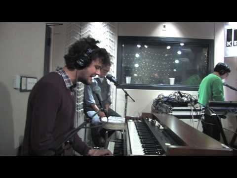 Passion Pit - Live To Tell The Tale (Live on KEXP)