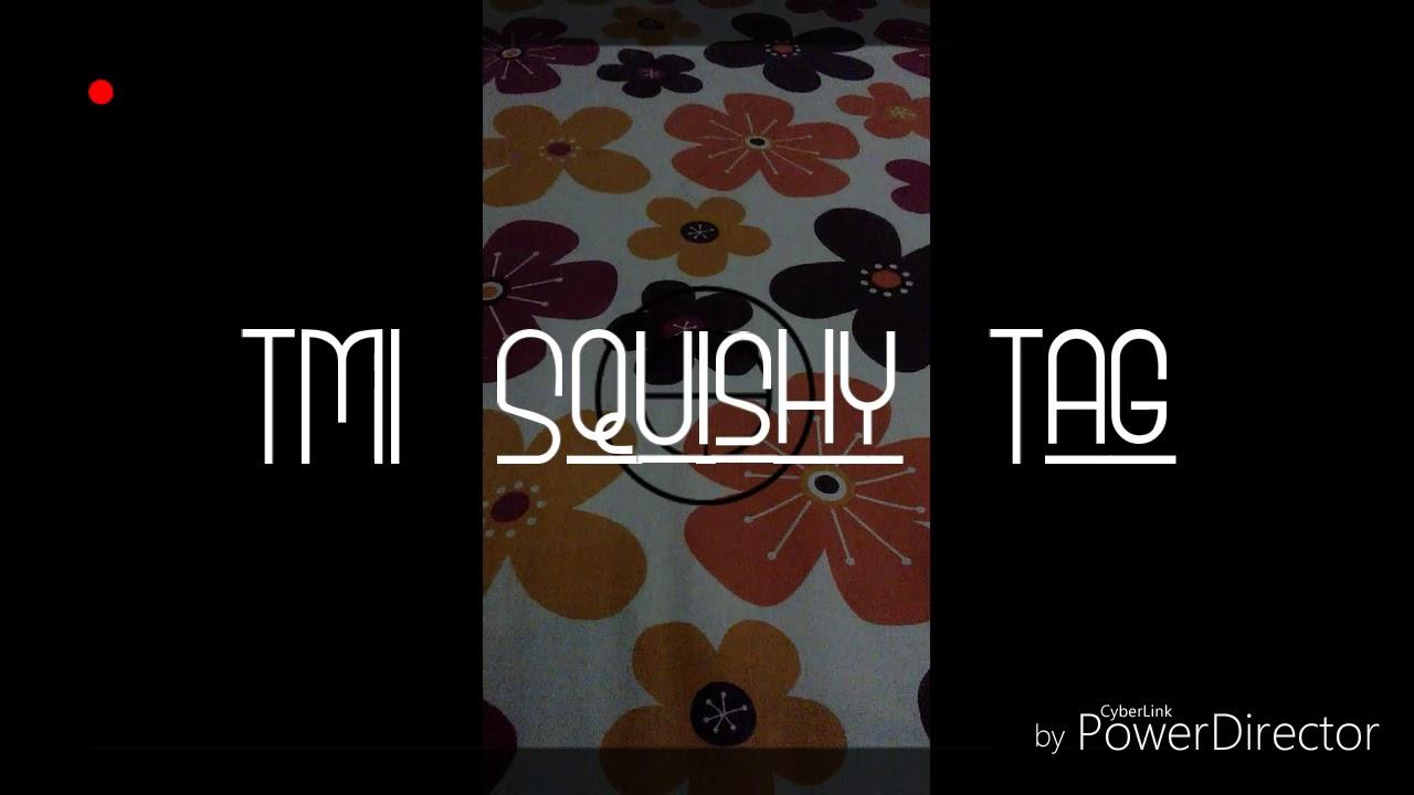 Tmi Squishy Tag : TMI Squishy tag(collab with kaycee vlogs 102) - YouTube