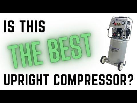 california air tools 10020c air compressor review -