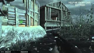 World at War : Hardcore Search and Destroy - 1v4 BEAST