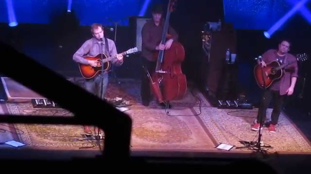 nickel creek at the house of blues boston, 5/1/14, part four - youtube