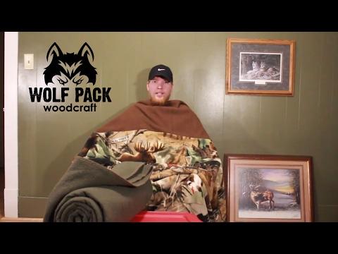 Camp Basic Sleeping Gear - blankets vs sleeping bags