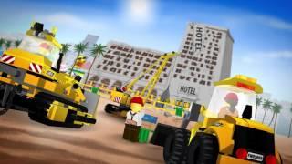 【レゴシティ 解体工事】ビーチホテルの解体工事 thumbnail