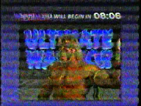 Scrambled PPV Example: WrestleMania VII