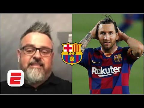 Contratos en el BARCELONA la situación es INSOSTENIBLE Messi gana 100 millones de euros | Exclusivos