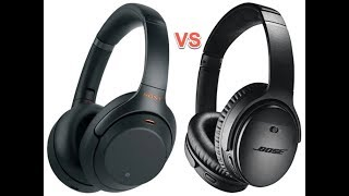 Sony WH-1000XM3 Why I returned them, WH-1000XM3 vs QC35 II
