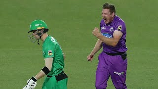 James Faulkner attempts a hat-trick in his home town