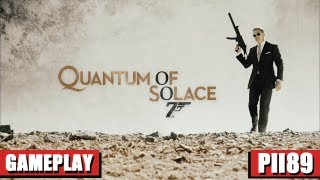 """James Bond 007 Quantum of Solace - """"Casino Royale"""" - PC Gameplay on R6850 (HD)"""