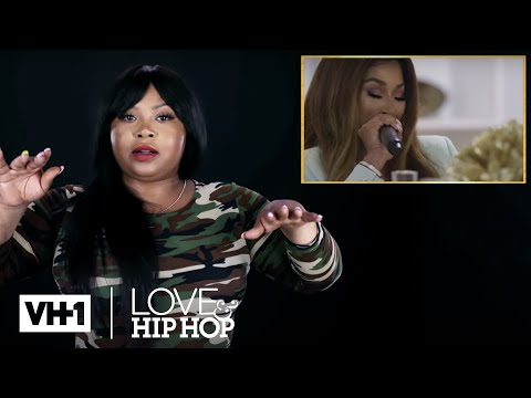 Karlie & Pooh's Daughters Face Off | Check Yourself S8 E17 | Love & Hip Hop: Atlanta