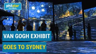 Van Gogh exhibit goes to Sydney after COVID-19 surges cases in Melbourne