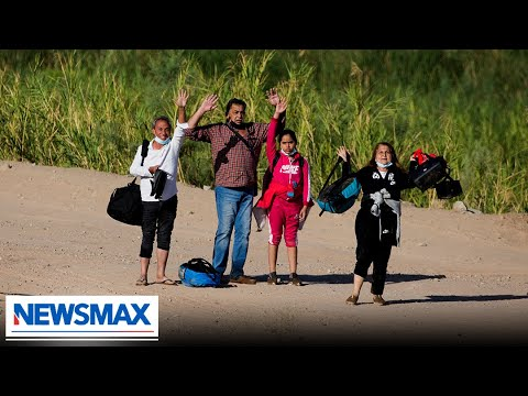 Record number of migrants headed to US border