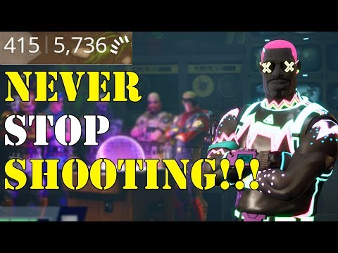 Fortnite | Hero Builds 2.0 | Can't Stop Won't Stop | Spitfire