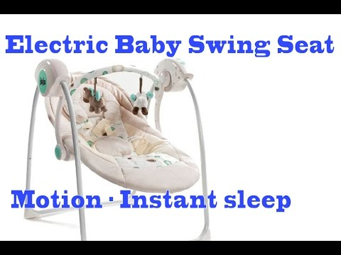 Electric Baby Swing Seat by Juju Swingy Bingy