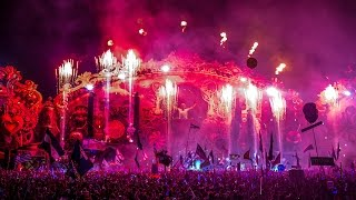 Armin van Buuren Live at TomorrowWorld 2015