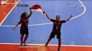 Video Tim Futsal Wanita Indonesia di Kancah Internasional download MP3, 3GP, MP4, WEBM, AVI, FLV Juli 2017