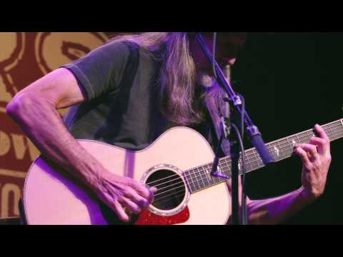 "Patrick Simmons (Doobie Brothers) ""SoCal Slack Key"" - NAMM 2013 with Taylor Guitars"